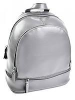 Рюкзак женский кожаный 1035G D.Gray