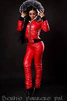Женский зимний костюм куртка и штаны на синтепоне 200 Snow heroine