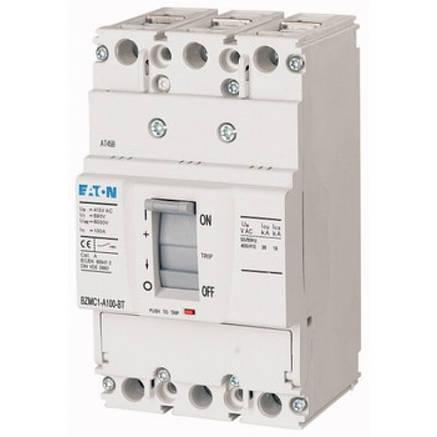 Вимикач автоматичний BZMB1-A100-BT (100А 25кА) Eaton (109759), фото 2