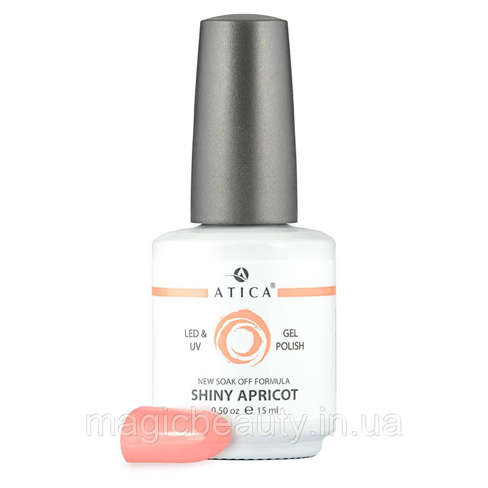 Гель-лак Atica Shiny Apricot 42, 7,5 мл