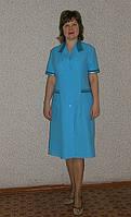 Халат спецодежда рабочий женский ГОСТ 12.4.131-83 купить или пошив на заказ