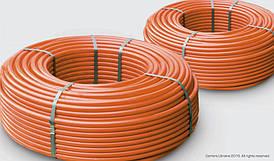 Труба для теплого пола CARRERA Ø16х2мм PE-RT (оранжевая)