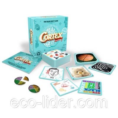 Настольная игра - CORTEX CHALLENGE (90 карточек, 24 фишки)