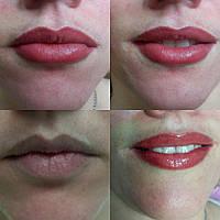 Перманентный макияж (татуаж) губ