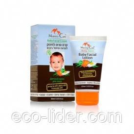 Увлажняющий детский крем для лица с маслами ши и жожоба, без запаха (60 мл, IL)
