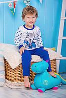 Детская пижама Zironka для мальчика, размер 116