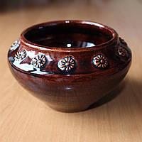 Керамическаяв ваза для цветочной композиции, икебаны
