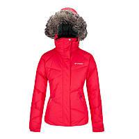 Женская пуховая куртка Columbia LAY D DOWN ™ JACKET красная WL4047 654
