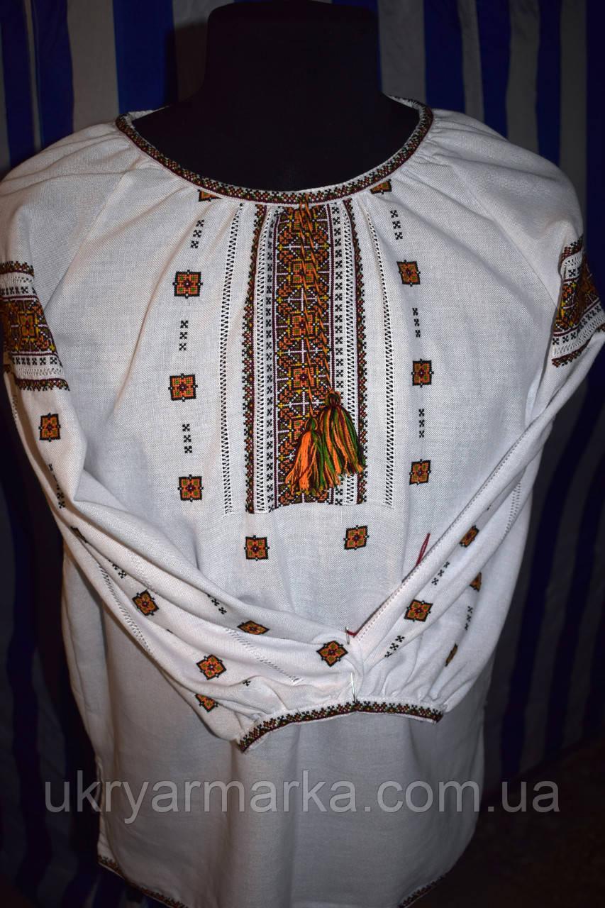 """Вишита жіноча сорочка """"Традиційна"""""""