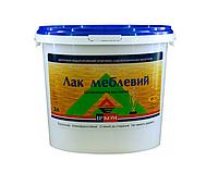 Лак акриловый ІРКОМ МЕБЛЕВИЙ ІР-13 полуматовый 3л