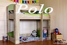 Кровать с игровой зоной Поло, фото 2