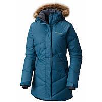Женская пуховая куртка Columbia LAY D DOWN™ MID JACKET синяя WL1043 407