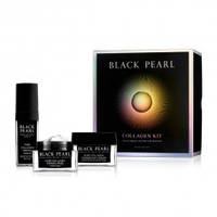 Коллагеновый набор для лица. Для всех типов кожи  Sea of Spa Black Pearl Anti Aging Collagen Kit