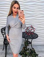 """Вязанное платье """"Элегантность"""""""