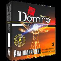ПРЕЗЕРВАТИВЫ Domino Classics Анатомические 3 шт