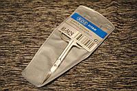 Ножницы ногтевые KDS 01-5025 заусеничные загнутые