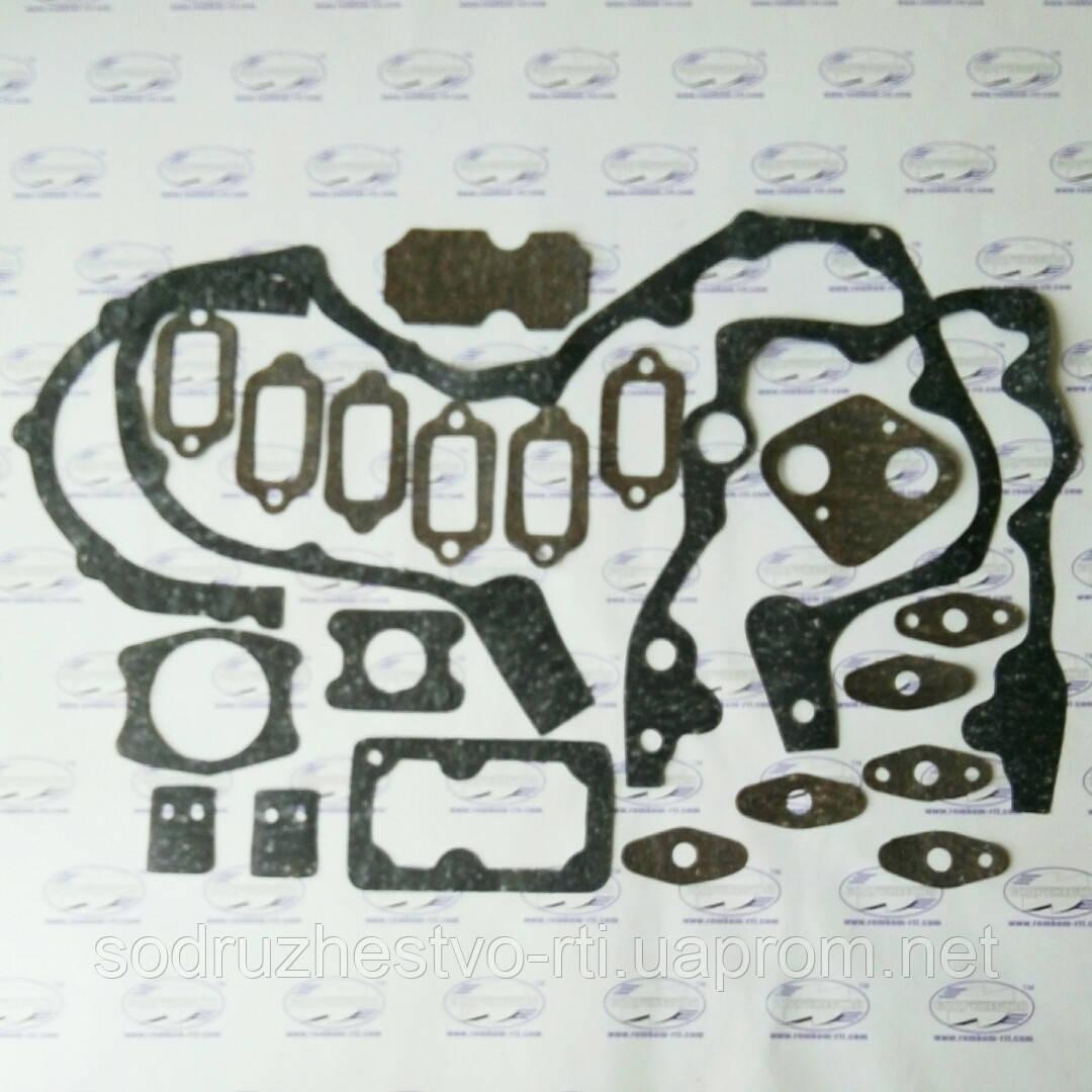 Набор прокладок двигателя СМД 31 малый (паронит)