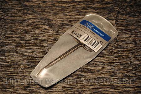 Ножницы маникюрные KDS 01-4029 загнутые