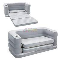 Надувной диван-трансформер Bestway 200х160х64 (75063) (3574)