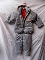 Комбинезон-костюм детский зима унисекс Китай