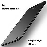 Чехол MSVII для Xiaomi Redmi Note 5A (поликарбонат)