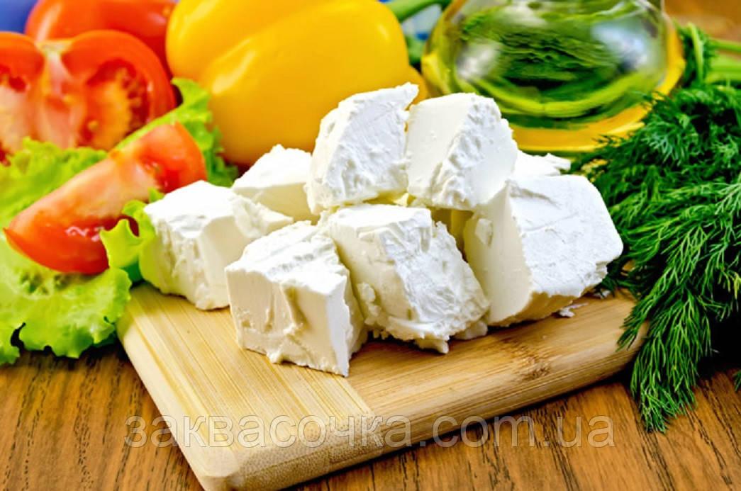 Закваска+фермент для сиру ФЕТА
