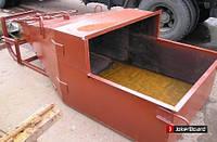 Бадья для заливки бетона Туфелька