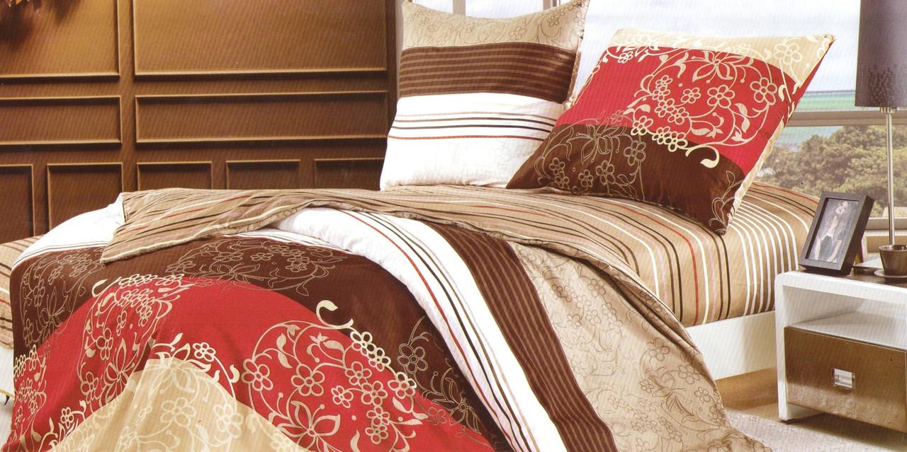 Полуторный комплект постельного белья Калина