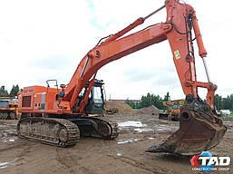 Гусеничный экскаватор Hitachi ZX520LCH-3  (2007 г), фото 3