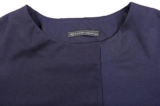 Платье женское Glo-Story синего цвета, фото 2