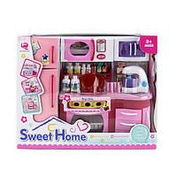 """Набор мебели для кукол """"Кухня"""" 2803S"""