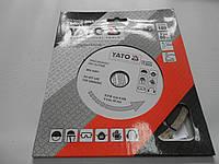 Круг отрезной алмазный YATO сегмент D 180 мм