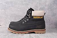 Мужские ботинки Caterpillar CAT High Black