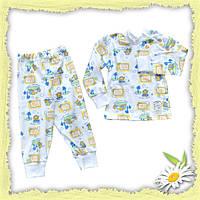 Пижамка детская интерлок