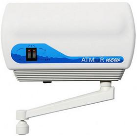 Проточний водонагрівач Atmor New 5 кВт (Кран)