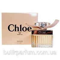 Оригинальные женские духи Chloe Eau de Parfum 75ml edp (загадочный, чарующий, изысканный, цветочно-пудровый)
