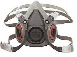 Защитная маска, размер М - 3M (6200)