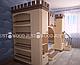 Двухъярусная кровать «Золушка 2″ JustWood, фото 5