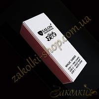 Полировка Баф для ногтей Салон SALON Professional четырехсторонний, 1 штука