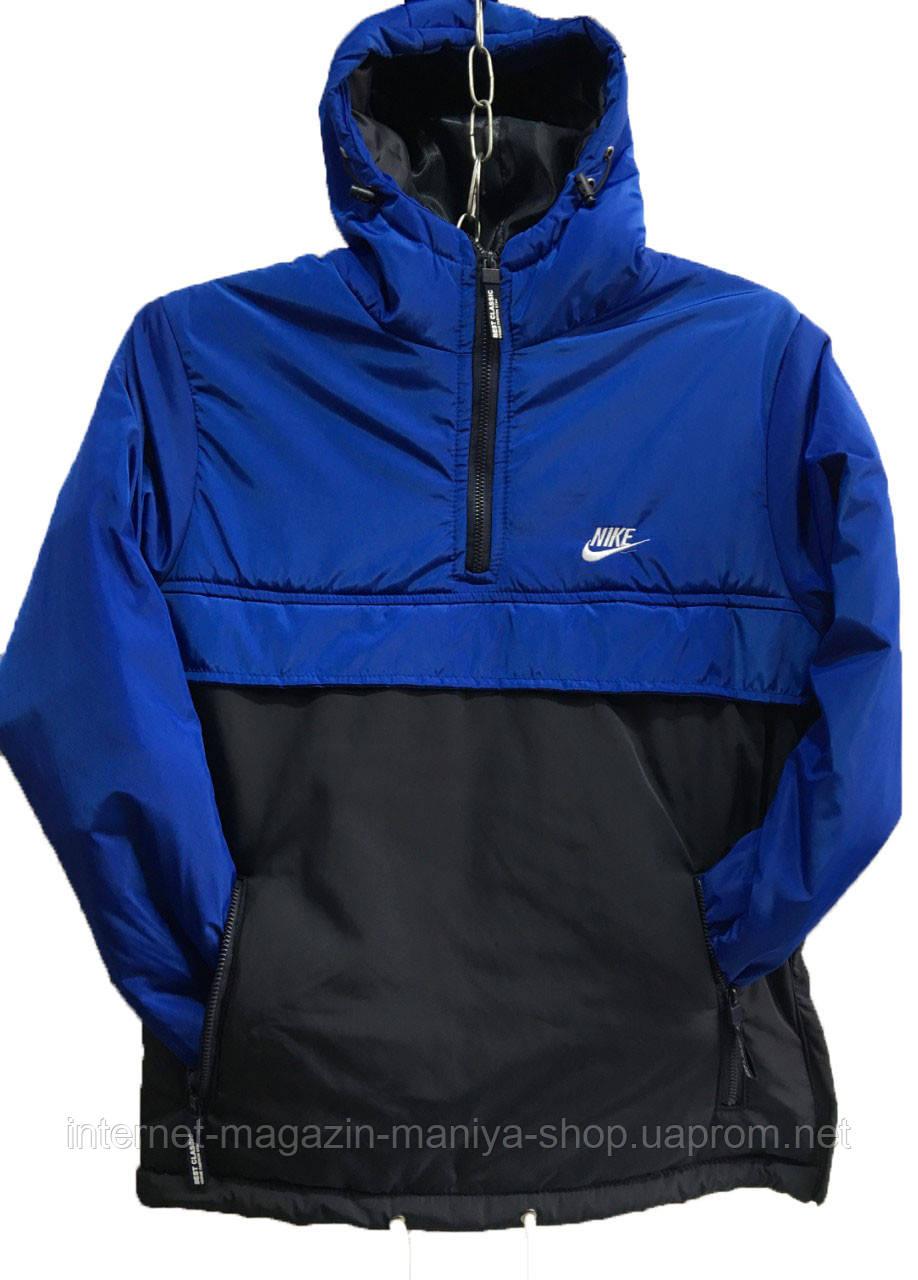 4b7903d6 Куртка мужская с капюшоном nike (зима) - купить по лучшей цене в ...
