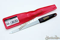 Пилочка маникюрная сапфировая Niegelon 06-0523, длина: 175 мм, абразивность: до 220 грит, 1 штука
