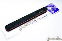 Пилка для натуральных и искусственных ногтей Zauber 80/100, 1 штука