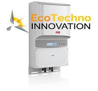 Инвертор сетевой однофазный ABB PVI-3.6-TL-OUTD-S, 3,6 кВт