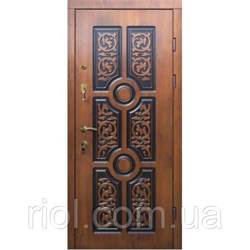 Двери входные Антарес серии Элит 140 ТМ Каскад