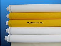Ткань шелкотрафаретная Sefar 18.200 ширина 136. Диаметр нити 200/ Ширина ячейки 430 ммк