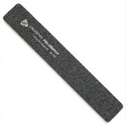 Пилка для манікюру мінеральна з напиленням широка DUP Чехія, двостороннє покриття наждачное, абразивність