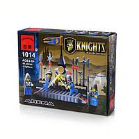 Конструктор Enlighten Brick 1014 РЫЦАРИ - Арена для рыцарских поединков (88 дет.)