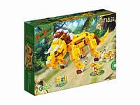 Конструктор BANBAO 6852 динозавр, 328 дет., кор., 33-24-7 см.