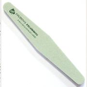 Пилка для манікюру мінеральна нігтів з напиленням DUP Чехія, двостороннє покриття наждачное, абразивність 6