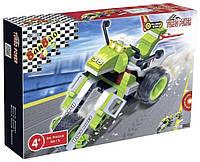 Конструктор BANBAO 8615 гоночний трицикл, інерц., 95 дет., кор., 23-15-5 см
